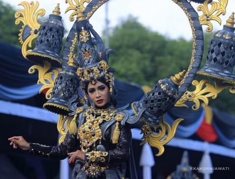 Yph Karnaval Unik Bin Kreatif Bikin Akamsi Pd Unjuk Gigi
